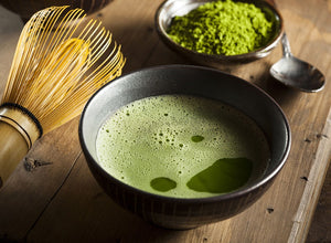 How to Make Matcha Green Tea Powder at Home