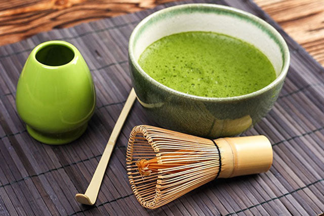 What are the Benefits Of Drinking Matcha Green Tea Powder