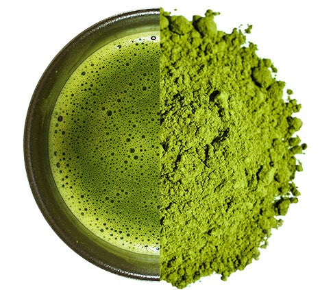 Is green tea powder the same as matcha