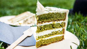 What is a Matcha Cake?
