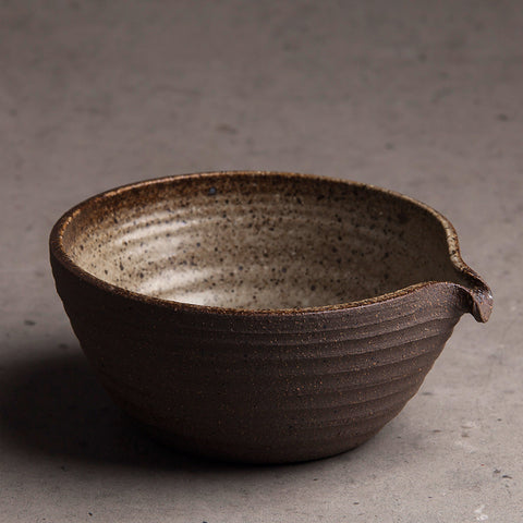 Matcha bowl tea  kiln wash tea ceremonyhandmade dry tea bowl for Whisking Matcha