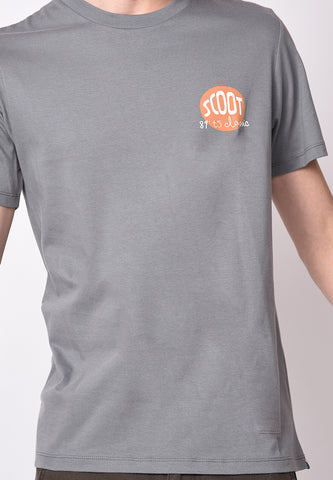 Scoot Graphic T-Shirt in Sedona Sage - Skellyshop Singapore | Skellyshop Singapore T-Shirts | skellyshop.co.uk