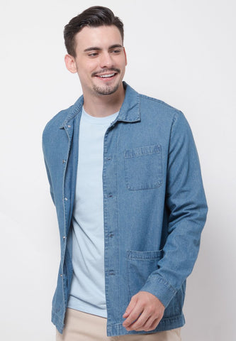 Herb Denim Jacket - Skellyshop Singapore | Skelly Original Jackets | skellyshop.co.uk