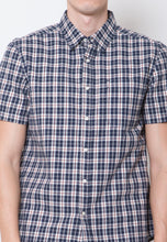 Bowery Short Sleeve Flannel Shirts - Skellyshop Singapore | Skelly Collective Shirts | skellyshop.co.uk