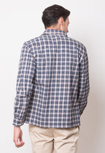 Bowery Long Sleeve Flannel Shirt Jacket - Skellyshop Singapore | Skelly Collective Shirts | skellyshop.co.uk