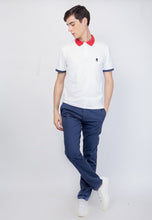 Guardian Polo Key Shirts White - Skellyshop Singapore | Skelly Original Poloshirts | skellyshop.co.uk