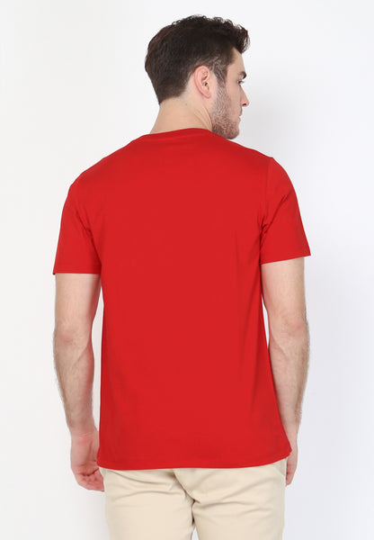 Tokyo Graphic T-Shirt in Red - Skellyshop Singapore | Skellyshop Singapore T-Shirts | skellyshop.co.uk