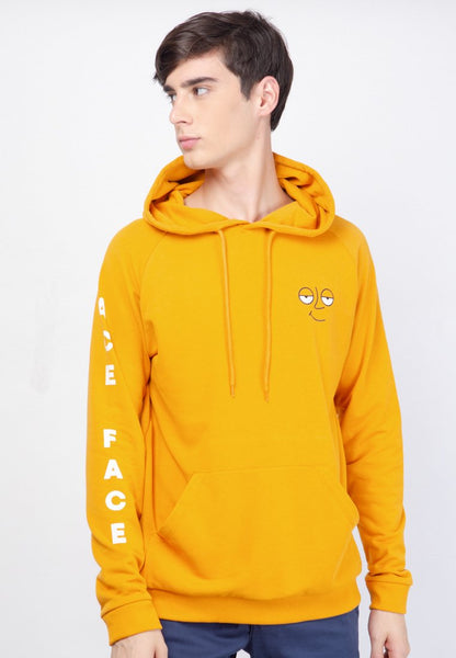 Ace Face Jacket in Yellow - Skellyshop Singapore | Skelly Original Jackets | skellyshop.co.uk