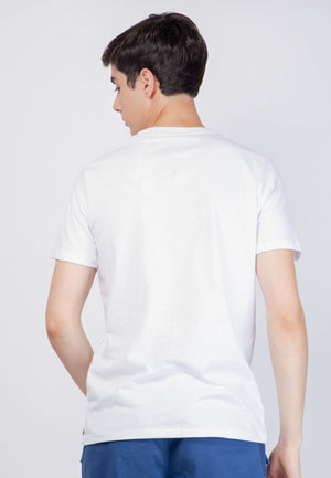 Changing T-Shirt in White - Skellyshop Singapore | Skelly Original T-Shirts | skellyshop.co.uk