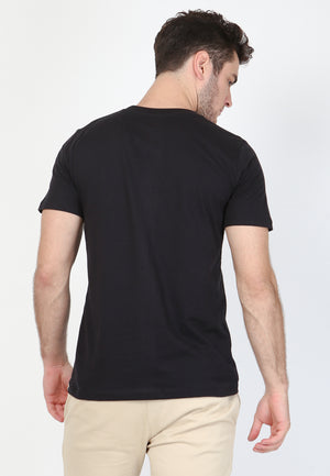Depresso Bean Graphic T-shirt in Black - Skellyshop Singapore | Skellyshop Singapore T-Shirts | skellyshop.co.uk