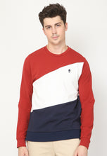 Royale Mod Sweatshirt in Multi Color - Skellyshop Singapore | Skellyshop Singapore Sweatshirts | skellyshop.co.uk