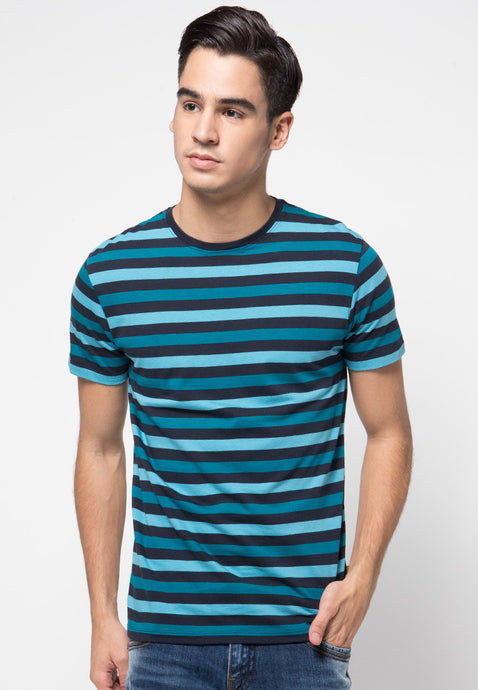 Denise Striped T-shirts - Skellyshop Singapore | Skelly Original T-Shirts | skellyshop.co.uk