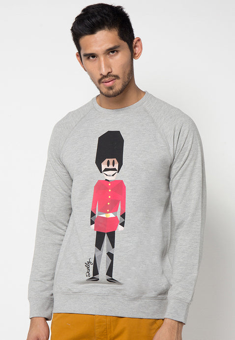 Royal Guard MMIX Pullovers - Skellyshop Singapore | Skelly Original Sweatshirts | skellyshop.co.uk