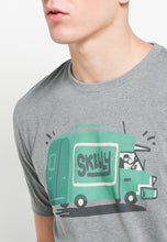 Skelly Van Graphic T-shirts