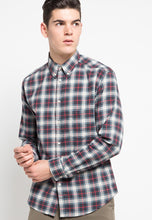 Billy Plaid Check Shirt - Skellyshop Singapore | Skelly Collective Shirts | skellyshop.co.uk