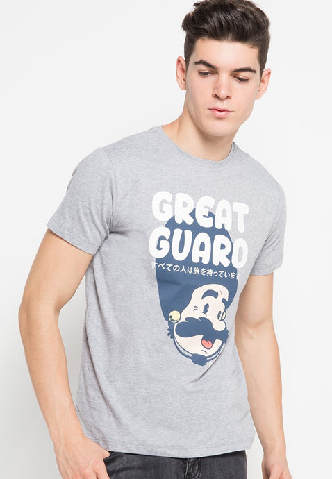 Great Guard Graphic T-shirt - Skellyshop Singapore | Skelly Original T-Shirts | skellyshop.co.uk