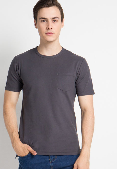 Athleisure T-shirts in Nine Iron
