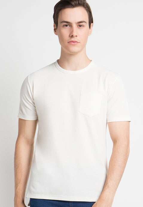 Athleisure T-shirts in Cloud
