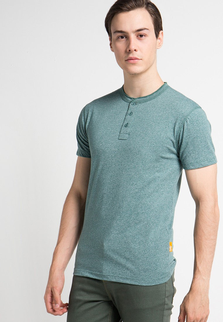 Thomas Henley T-shirts