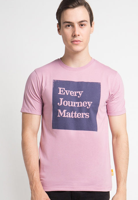 Every Journey Matters Graphic T-shirt - Skellyshop Singapore | Skelly Original T-Shirts | skellyshop.co.uk