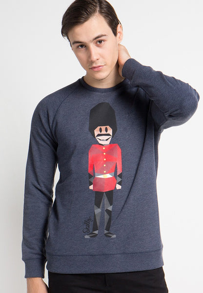 Royal Guard MMIX Pullovers in Misty Navy