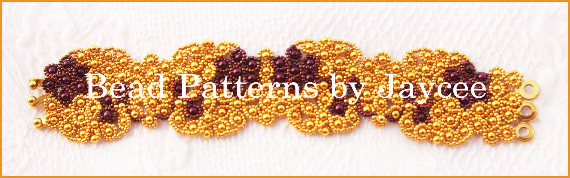 Bead Patterns by Jaycee, bead tutorials