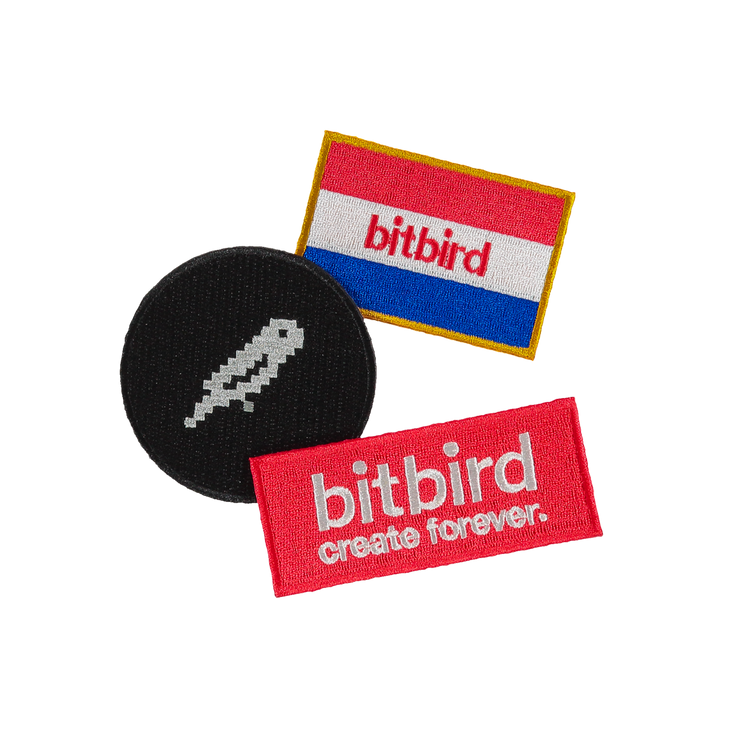 bitbird patch set