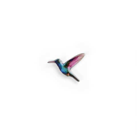 San Holo album1 hummingbird pin