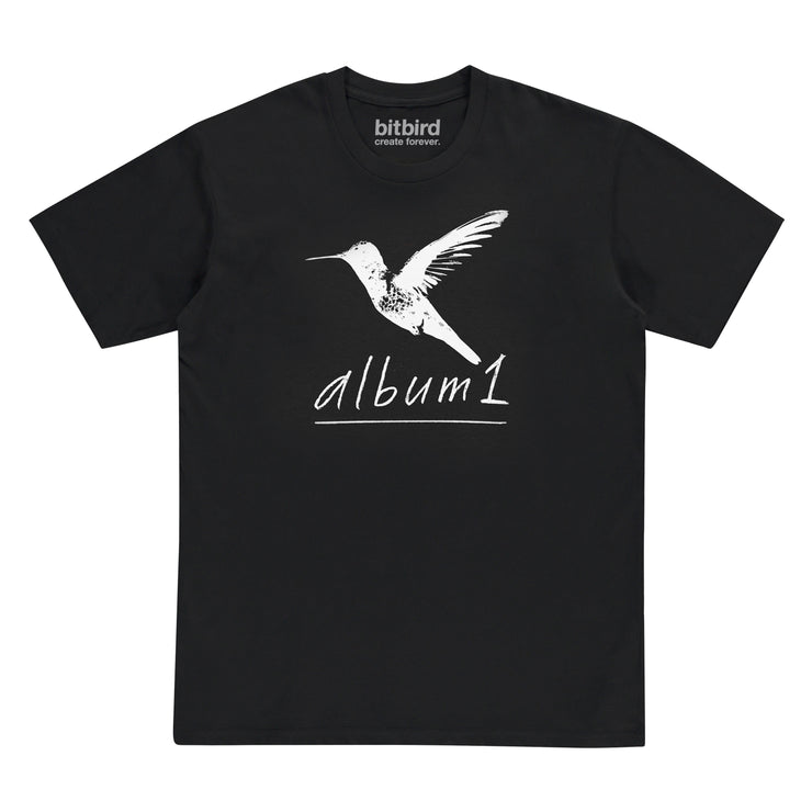 San Holo album1 tee black