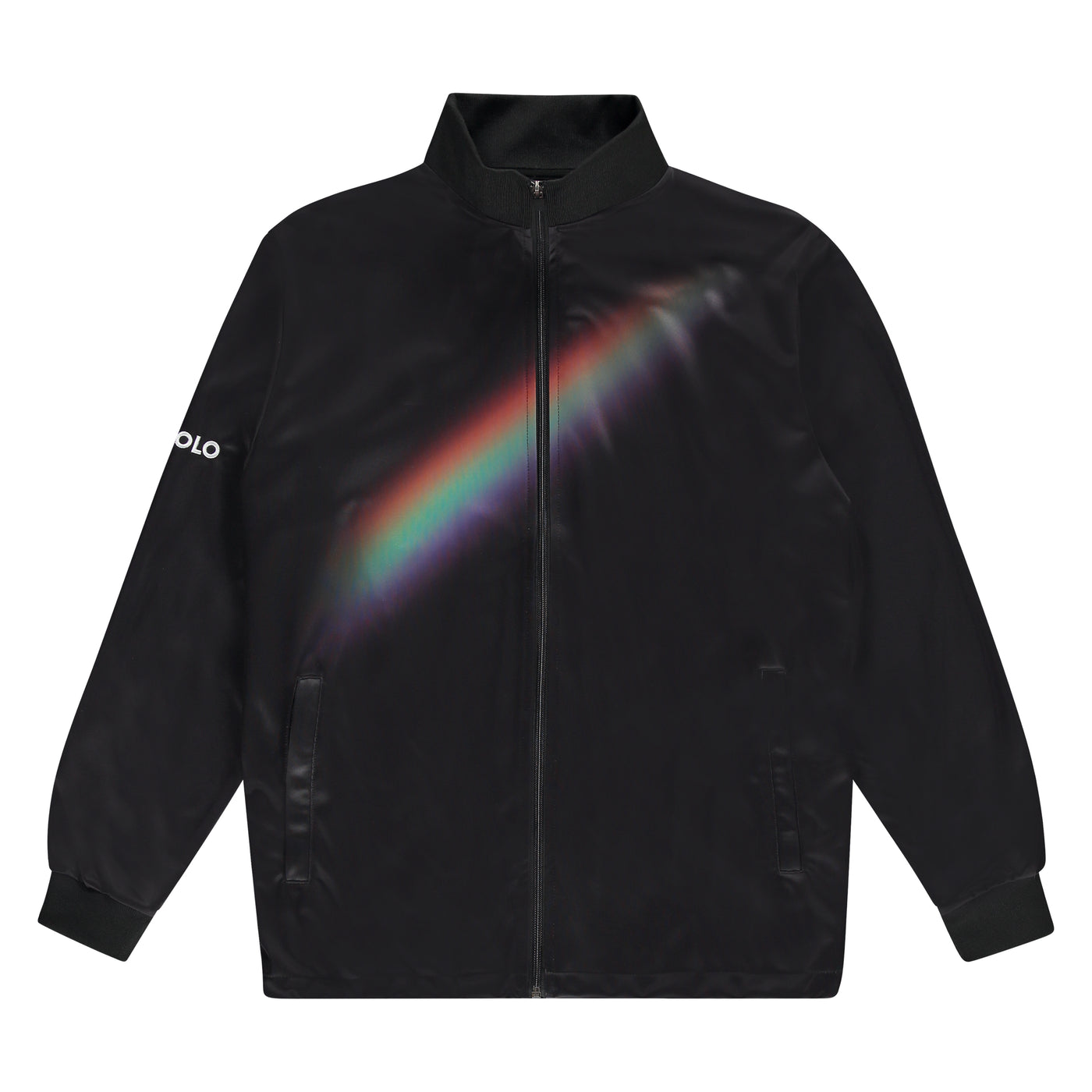 San Holo light jacket