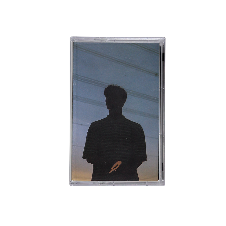 "Flaws  ""a weight off my shoulders"" cassette"