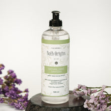Mint & Eucalyptus Natural Hand Sanitizer