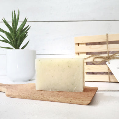 Mint Scrub Soap
