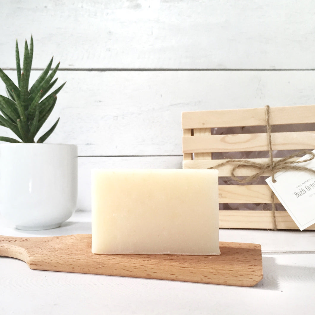 Seaweed & Olive Oil Soap