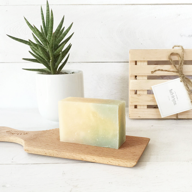 Banana Bar Soap