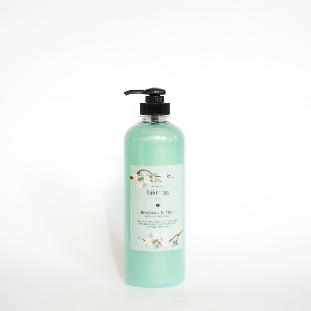 Rosemary & Mint Hand and Body Wash