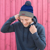 Pink/Color Beanie - Therapy Without a Degree