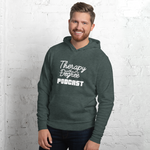 Hunter Green Light TWAD Hoodie