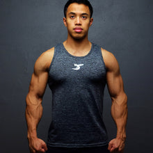 Performance Tank - Charcoal Black