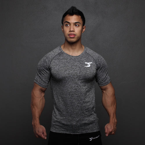 Performance T-shirt - Charcoal Grey