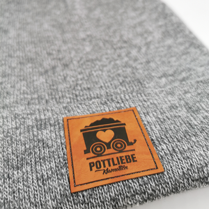 POTTLIEBE Beanie Heather Grey