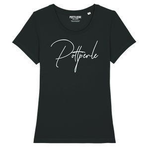 """Pottperle"" Shirt Mädels"