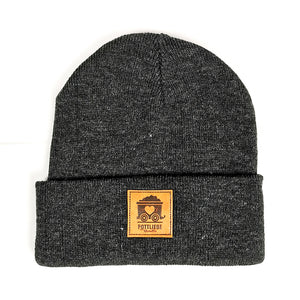 POTTLIEBE Beanie Charcoal