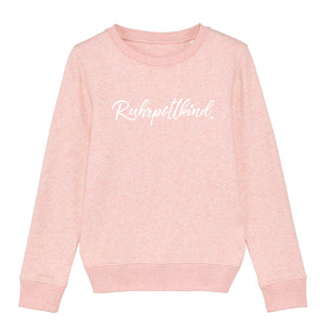 "Kids Sweater ""Ruhrpottkind"""