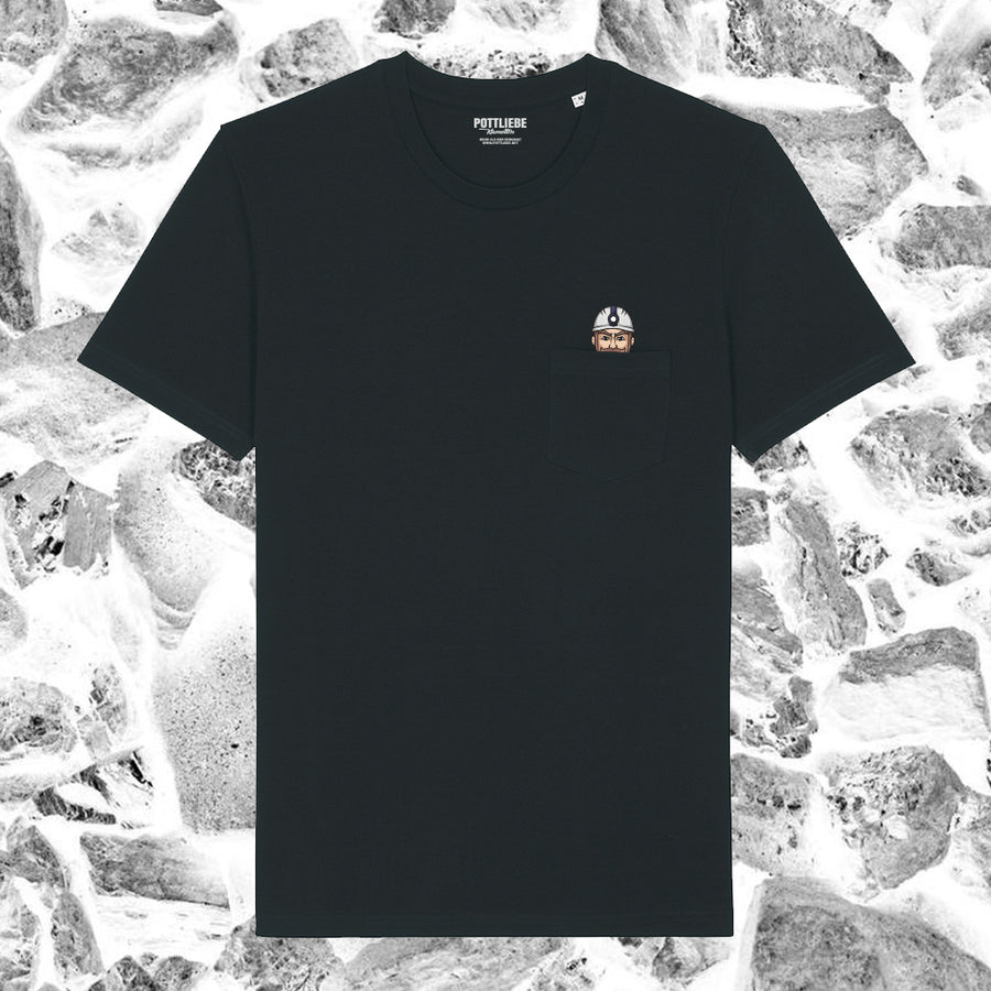 """Tach"" Pocket T-Shirt"