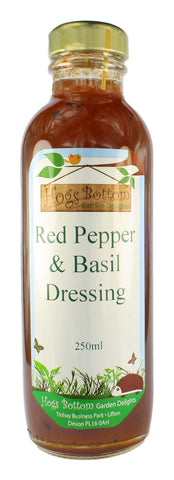 Red Pepper & Basil Dressing
