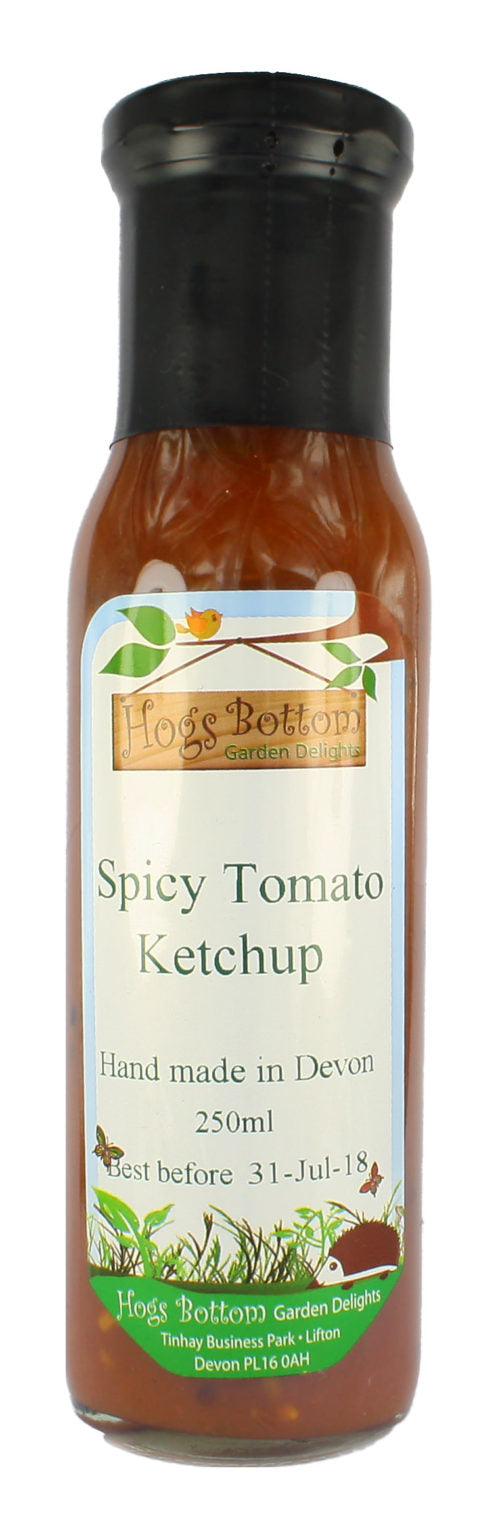 Spicy Tomato Ketchup