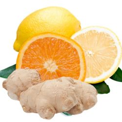 Orange, Lemon & Ginger