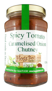Spicy Tomato & Caramelised Onion Chutney