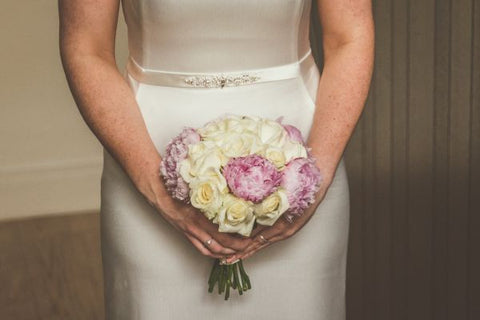 Caroline and Nathan- Bridal Bouquet